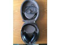 Sennheiser Momentum 1 OVER the ear hradphones BROWN - As new