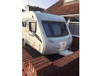 4 berth sterling europa caravan