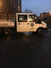 Ford transit crew cab