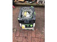 Festool ctl midi dust extractor 110v
