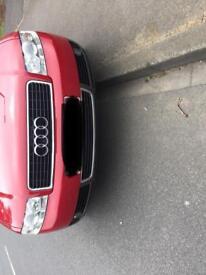 Audi a4 b6 1.9tdi braking