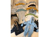 Baby clothes 0-6 months bundle
