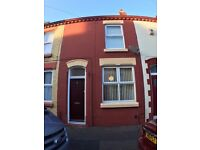Lovely 2 Bed House in Teck Street by Liverpool Royal Hospital Ready Now £495 Pcm