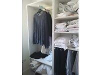 Ikea Wardrobe white