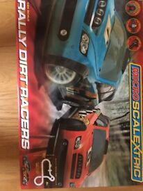 Scalextric dirt rally micro - brand new
