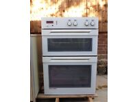 Built-in Double Oven with fan/grill etc.