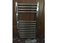 Chrome towel radiator NEW