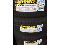 225/40/18 92W XL BRAND NEW TYRE CONSTANCY