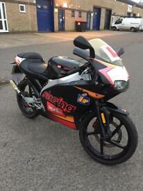 Aprilia rs50 learner legal excellent little bike