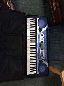 Keyboard , stand and case