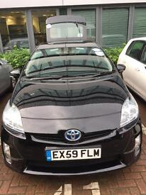 Pco car to rent or hire hybrid Prius £120