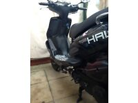 Scooter 125cc Tgb hawk