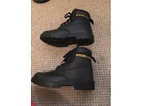 Apache Steel Toe Cap Safety Boots