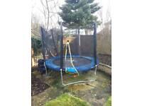 free 8ft trampoline