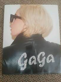 Lady Gaga book
