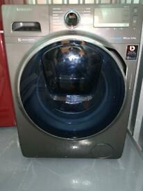 SAMSUNG 9kg SMART WASHING MACHINE