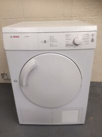 Bosch classiXX 7 kg vented tumble dryer(delivery available)