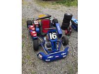 Comer w60 race kart