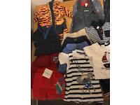 Baby boy designer bundle 6-9 months
