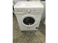 Beko washing machine 6kg 1100rpm Full Working very nice 3 month warranty free delivery installation