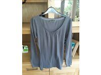 eb8b2a0b4c Mint Velvet womens cotton size 12 top for sale Grantham, Lincolnshire