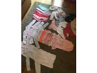 Clothes Bundle Baby Girl (12/18 months)