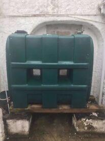 1100L Oil tank