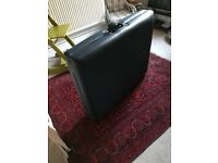 Eco Deluxe BodyChoice Massage Couch (Royal Blue) in excellent condition. £120.