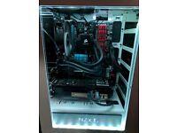 AMD FX 8350, ASUS M5A99X EVO R2.0, 16GB G.Skill RipjawsX 2133, Corsair H80i