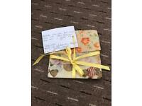 RESERVED Free Homemade Beeswax Food Wrap