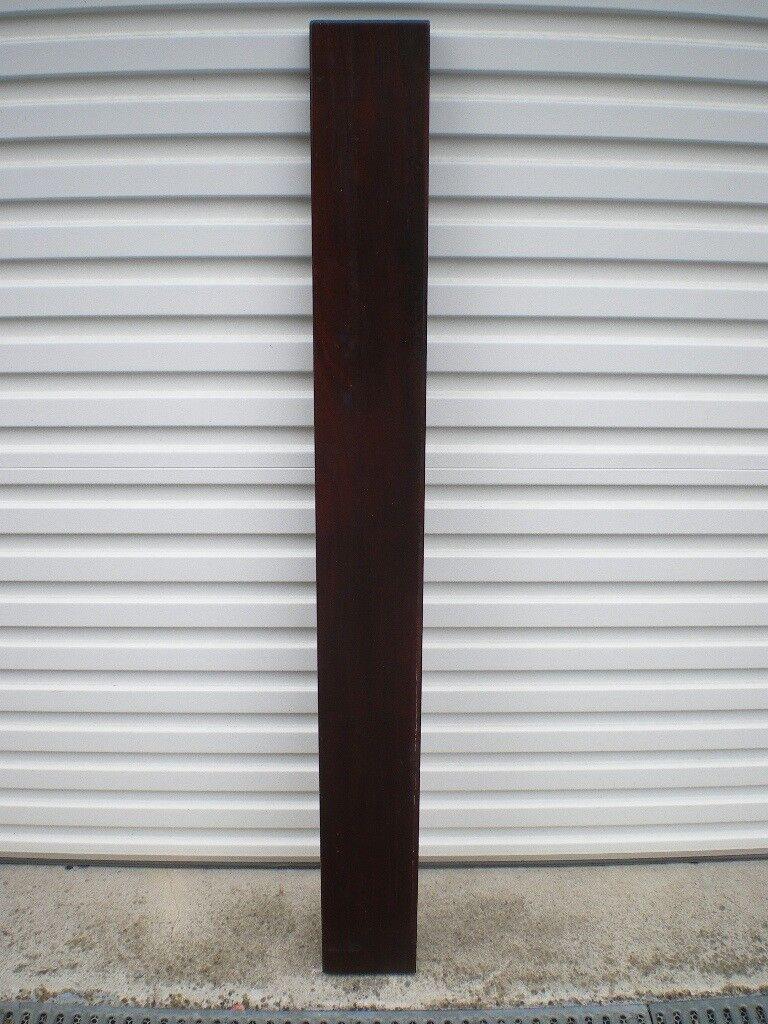 BRIZILIAN HARDWOOD MANTEL SHELF
