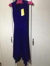 Karen Millen Xmas Party Dress size 8 new with tags on