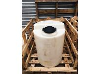 Chemical Solution Dosing Tank 100 litre