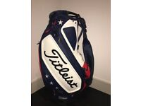 Titleist 2018 Ryder Cup limited edition bag. Can deliver if you live in or around London!!!