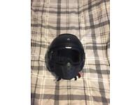 L Shark Raw helmet