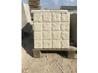 Cobble effect 450x450 / 18x18 Concrete Paving slabs