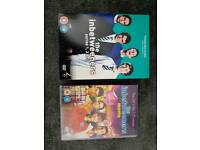 THE INBETWEENERS SERIES 1,2,3 and the MOVIE