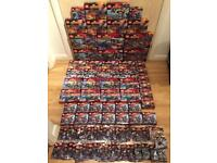 Collection of brand new sealed Lego Marvel Superheroes sets. Lego Spider-Man, Ant-Man, Iron Man etc