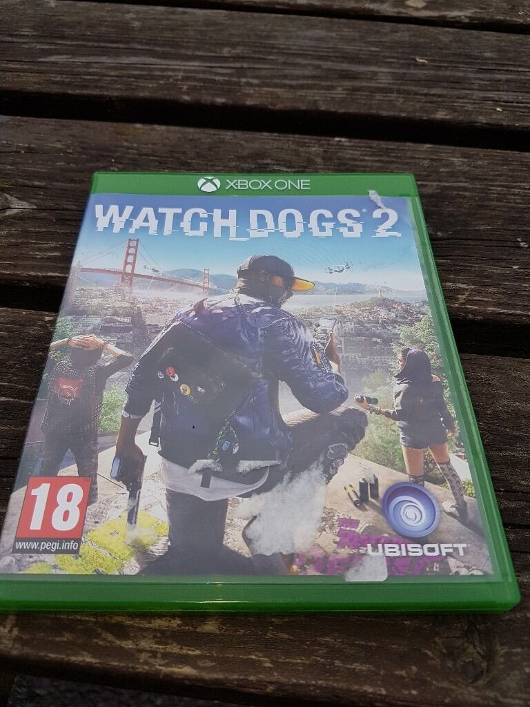 Watch dogs 2 xbox onein Wokingham, BerkshireGumtree - Watch dogs 2 for sale no longer have Xbox so game is for sale