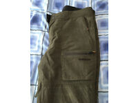 Quiksilver DryFlight 15K 'Dark and Stormy' Snowboard / Ski Pants - Large
