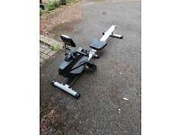 Rowing machine, full working order