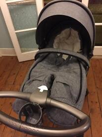 Stokke explory v4 with extras