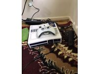 Xbox 360 and 250gb