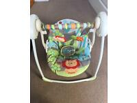 Little Stars swing/rocking chair