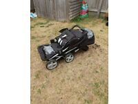 Double Pushchair like new