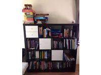 Ikea shelving/storage/library unit