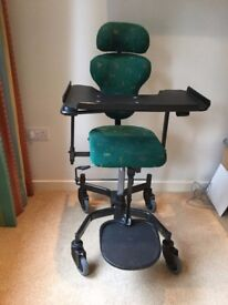 Feeding Chair for disabled child