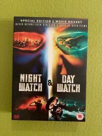 Night watch & day watch - special edition 2x dvd box set director cut