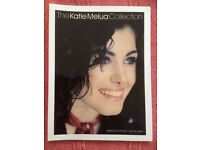 "ONE UNUSED COPY OF ""THE KATIE MELUA COLLECTION FOR PIANO, VOICE & GUITAR"