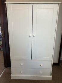 Children's wardrobe with drawers